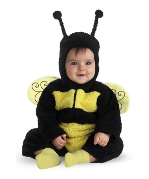 Buzzy Bumble Bee Toddler Costume