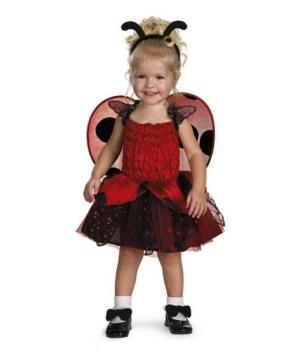 Babybug Ladybug Girls Costume