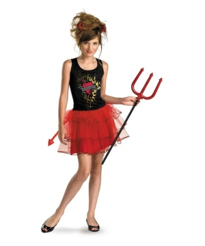 Born Bad Devil Teen Costume