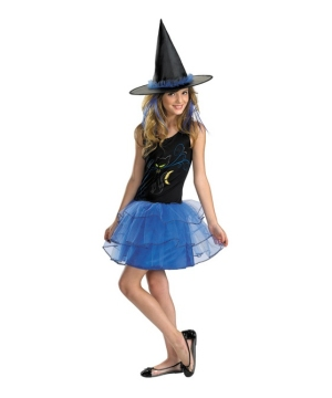 Midnight Witch Teen Costume