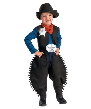 Wild West Wrangler Toddler/boys Costume