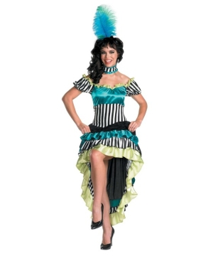 Can Can Cutie Women Costume