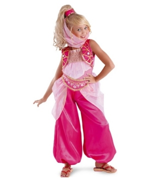 Barbie Genie Girls Costume