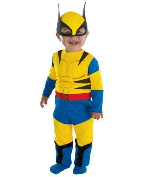 Wolverine Baby Costume