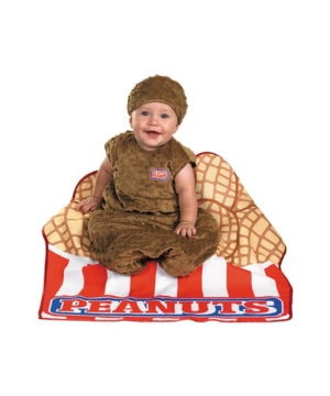 Little Peanut Bunting Costume - Infant Costume
