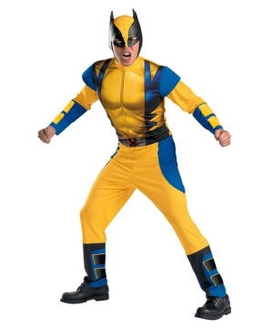 Wolverine Origins Teen/ Men Costume