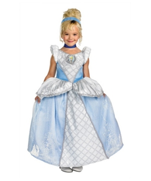 Cinderella Disney Girls Costume deluxe