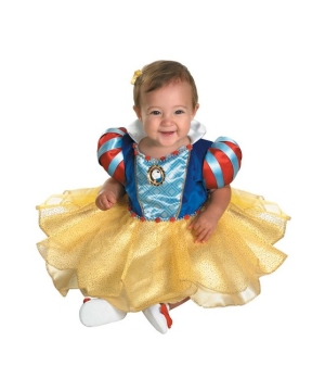 Snow White Disney Baby Costume