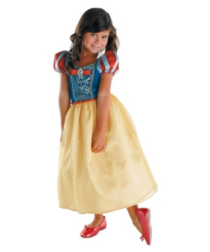 Snow White Disney Girl Costume