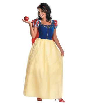 Snow White Disney Women Costume deluxe