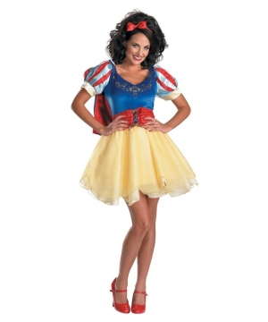 Snow White Adult Disney Costume deluxe