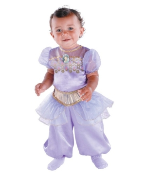 Princess Jasmine Baby Costume