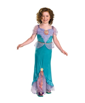 Ariel Disney Girls Costume standard