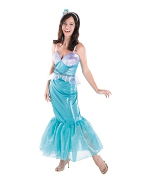 Ariel Costume - Women Disney Costume deluxe