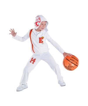 High School Musical Wildcats Track Suit Boys Costume deluxe