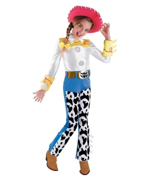 Toy Story Jessie Girls Costume deluxe