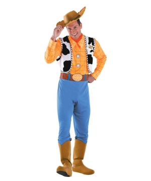 Woody Adult Costume deluxe