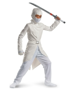 Gi Joe - Storm Shadow Costume - Kids Costume