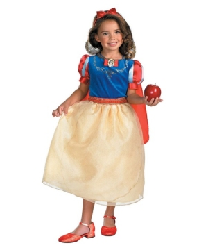 Snow White Girls Costume deluxe