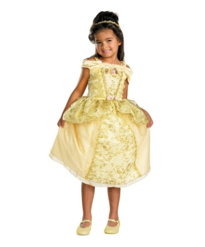 Belle Kids Disney Costume deluxe