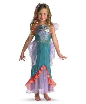 kids ariel disney costume