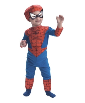 Spiderman Movie Baby Costume