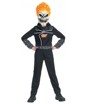 Ghost Rider Kids Costume