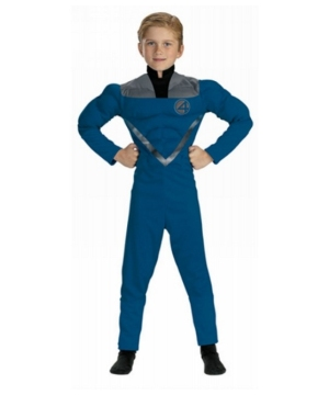 Fantastic Four Muscle Kids Costume deluxe