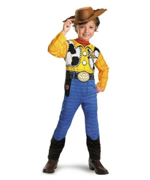 Toy Story Woody Boys Costume