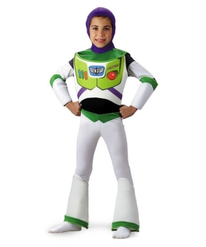 Buzz Lightyear Kids Costume deluxe