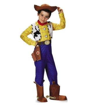 Woody Boys Costume