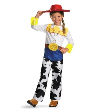 Jessie Kids Disney Costume