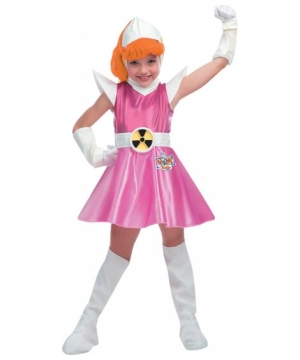 Atomic Betty Girl Costume deluxe