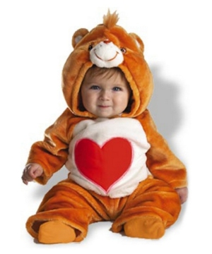 Care Bears Tenderheart Bear Costume - Baby/toddler Costume