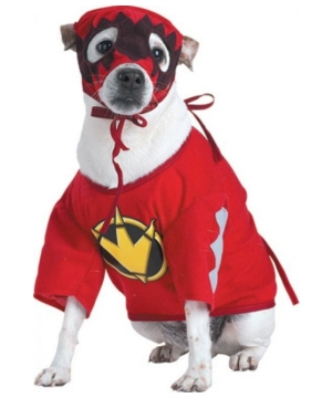 Power Ranger Pet T-rex Costume - Pet Costume