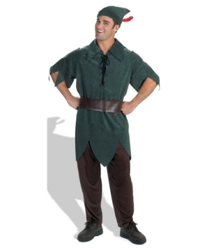 Peter Pan Adult Costume standard