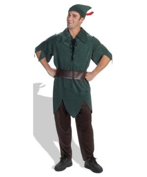 Peter Pan Men Costume standard