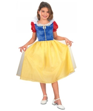 Snow White Disney Girls Costume standard