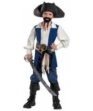 Captain Jack Sparrow Boys Costume