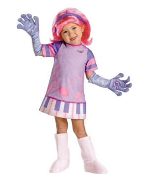 Deedee Costume - Kids/toddler Costume - deluxe