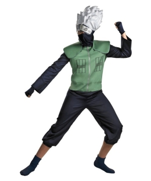 Kakashi Costume - Kids/teen Costume deluxe