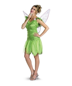 Tinkerbell Adult Disney Movie Costume
