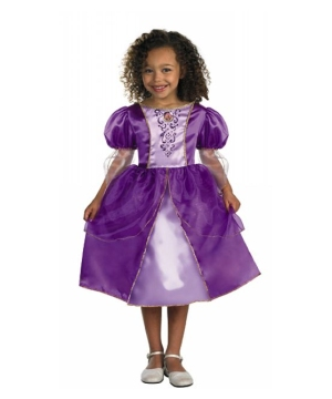 Barbie Princess Lucianna Girls Costume
