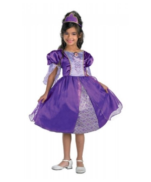 Barbie Princess Lucianna Girls Costume deluxe