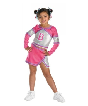 Barbie Team Spirit Forever Kids Costume