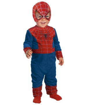 Spiderman Baby Costume