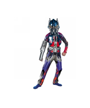Transformers Optimus Prime Kids Costume deluxe