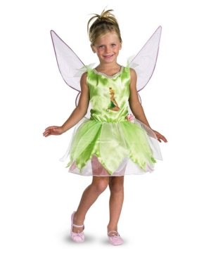 Tinkerbell Girls Costume