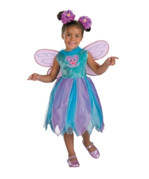 Abby Cadabby Kids Costume