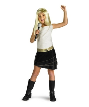 Hannah Montana Girls Costume